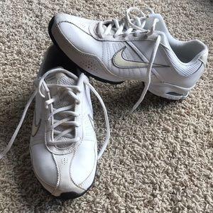 Nike tennis shoes!